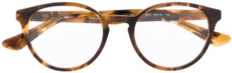 Ray-Ban RB5380 round-frame glasses