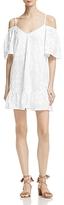 Parker Gretchen Jacquard Cold Shoulder Dress