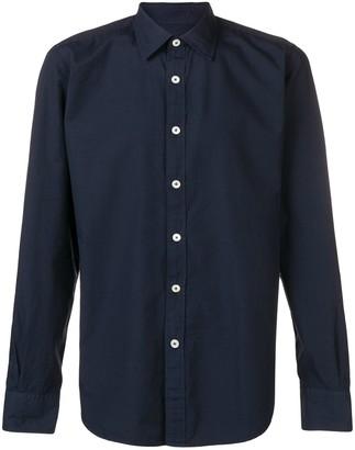 Eleventy Straight-Fit Shirt