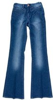 MiH Jeans Flared Denim Jeans w/ Tags