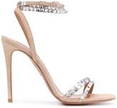 Aquazzura embellished stiletto sandals