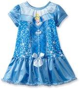 Disney Cinderella Girls 2-6X Lovely Cinderella