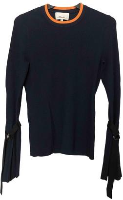 3.1 Phillip Lim Navy Knitwear for Women