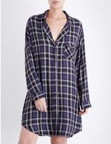 Rails Hunter flannel sleepshirt