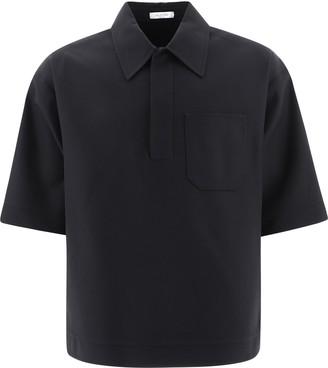 Valentino Double Faced Polo Shirt