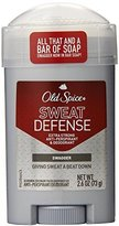Old Spice Extra Strong Antiperspirant Deodorant - Sweat Defense - Swagger - Net Wt. 2.6 OZ (73 g) Each - Pack of 3