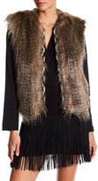 Ella Moss Faux Fur Jacket