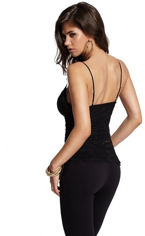 GUESS by Marciano Erin Lace Cami