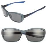 Nike Women's Flex Finesse 58Mm Sunglasses - Black