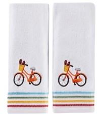 Saturday Knight Paradise Beach 2 Piece Hand Towel Set Bedding