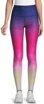 Wear It To Heart Ombre Banded Leggings