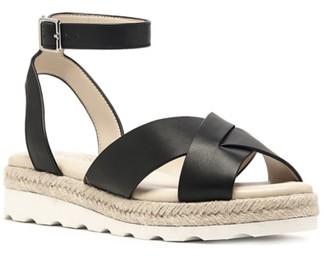 Sole Society Verryn Espadrille Platform Sandal