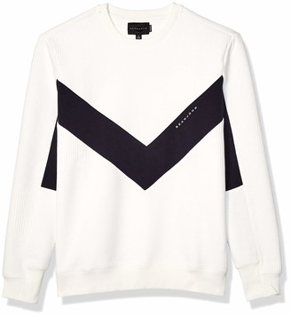 Sean John Men's Long Sleeve Crew Sweatshirt