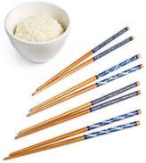 Martha Stewart Collection 4-Pc. Chopsticks Set, Created for Macy's