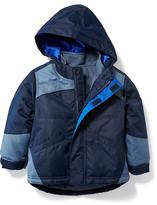Old Navy 3-In-1 Hooded Snow Jacket for Toddler