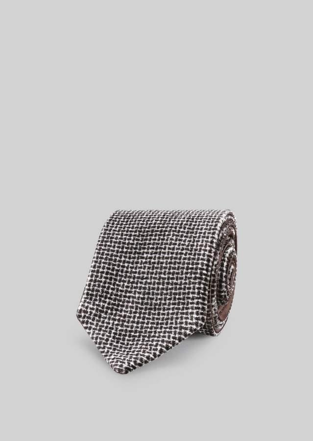 Giorgio Armani Pattern Tie