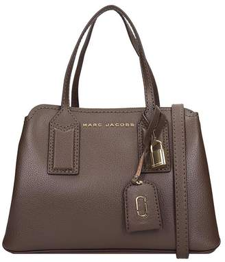 Marc Jacobs The Editor 29 Hand Bag In Brown Leather