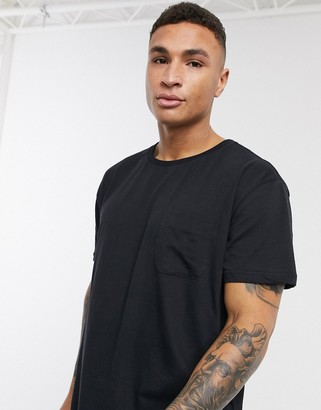 Dr. Denim Russ pocket t-shirt