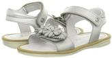 Naturino 2038 SP13 (Toddler/Little Kid/Big Kid) (Silver) - Footwear