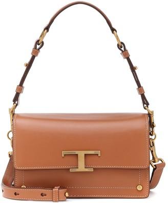 Tod's Timeless T mini leather crossbody bag