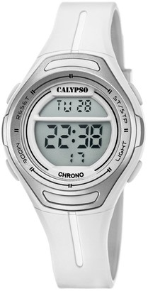Calypso Unisex-Child Digital Quartz Watch with Plastic Strap K5727/1