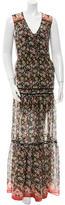 Veronica Beard Tecate Maxi Dress