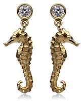 Theo Fennell Seahorse Drop Earrings