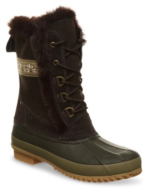BearPaw Tess Duck Boot