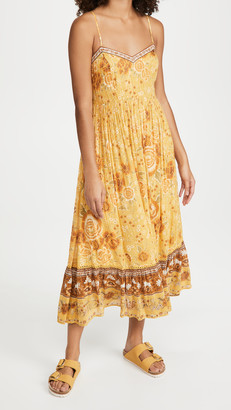 Spell & The Gypsy Collective Mystic Strappy Maxi Dress