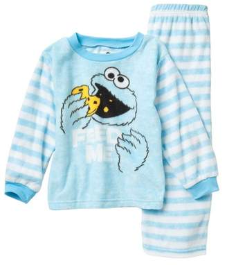 AME Sesame Street Pajama Set (Toddler Boys)