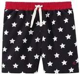 Petit Bateau Boys star print swim shorts