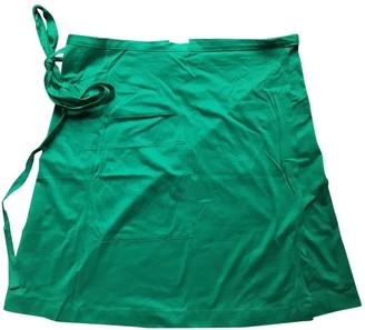 Eres Green Cotton Swimwear