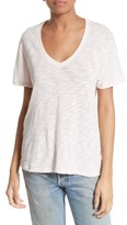 ATM Anthony Thomas Melillo Women's Slub Jersey Boyfriend Tee