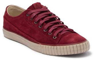 John Varvatos BOOTLEG BY Washed Suede Sneaker