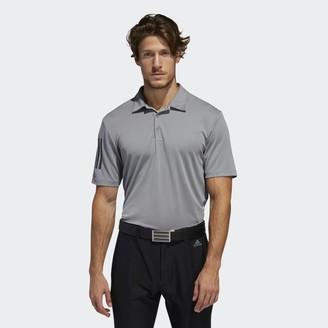 adidas 3-Stripe Basic Polo Shirt