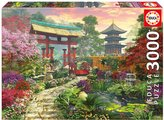 Educa Borras Puzzle Japanese Garden (3000 Pieces)