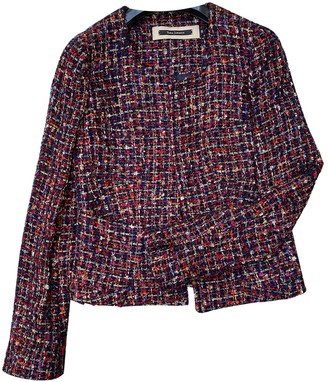 Tara Jarmon Multicolour Wool Jackets