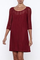BB Dakota Lace Shift Dress
