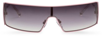 Le Specs Luxe 138MM The Luxx Shield Sunglasses