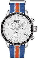 Tissot New York Knicks Quickster Chronograph T-Sport Watch