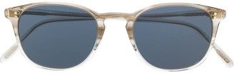 Oliver Peoples Forman square sunglasses