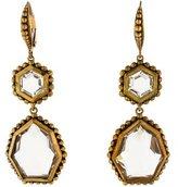 Stephen Dweck Quartz Nouveau Drop Earrings