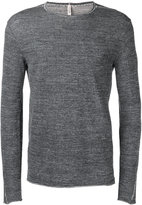 Transit - crew neck jumper - men - Cotton/Nylon/Viscose - 48