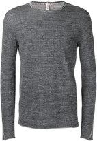 Transit - crew neck jumper - men - Cotton/Nylon/Viscose - 50