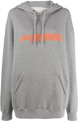 Calvin Klein Jeans Est. 1978 oversized embroidered hoodie