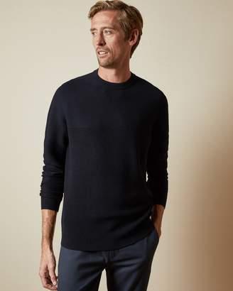 Ted Baker Tall Long Sleeved Wool Jumper
