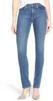 James Jeans Petite Women's Straight Leg Jeans
