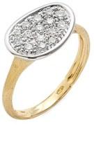 Marco Bicego 'Lunaria' Pavé Diamond Ring