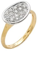 Marco Bicego Women's 'Lunaria' Pave Diamond Ring