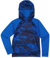 New Balance Girls 4-6x Performance Abstract Hoodie